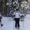 Michelle Skiing