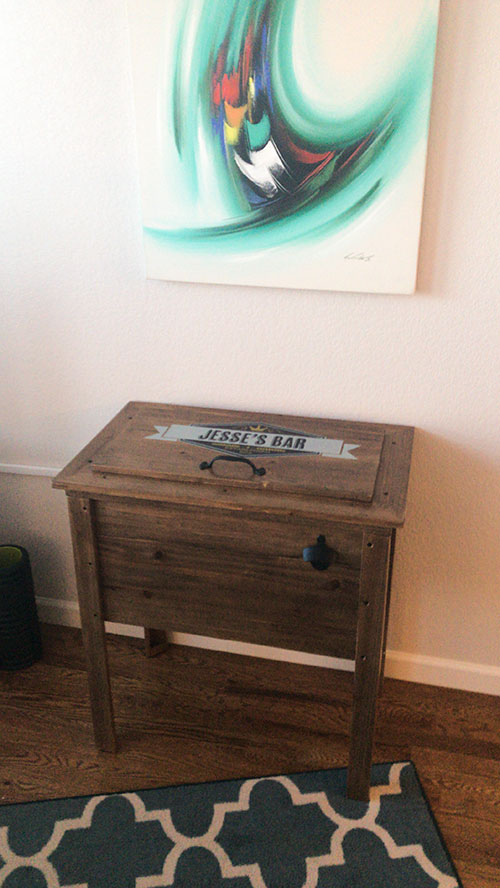 Beer Chest
